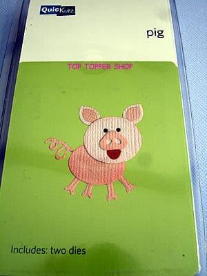 PIG QUICKUTZ DOUBLEKUTZ DIE KS-0525