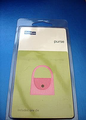 PURSE QUICKUTZ SINGLEKUTZ DIE RS-0423