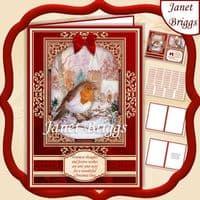 Robin Card Kit  Downloads