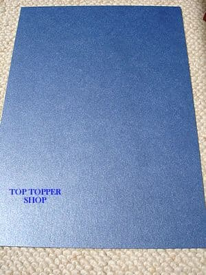 SAPPHIRE BLUE STARDREAM CARD