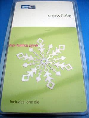SNOWFLAKE PART QUICKUTZ SINGLEKUTZ DIE RS-0386