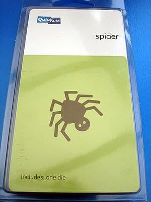 SPIDER QUICKUTZ SINGLEKUTZ DIE RS-0468