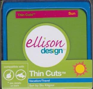 SUN ELLISON THIN CUTS DIE