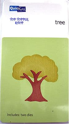 TREE (broad) QUICKUTZ DOUBLEKUTZ DIE KS-0737