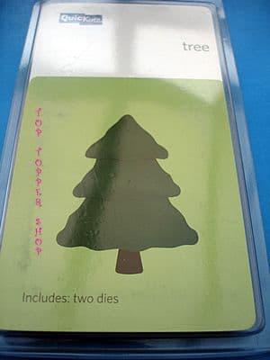 TREE QUICKUTZ DOUBLEKUTZ DIE KS-0209