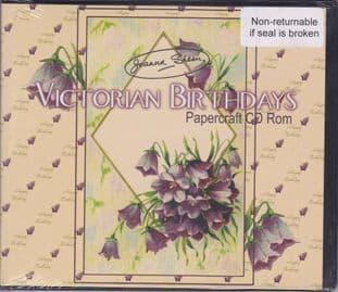 VICTORIAN BIRTHDAYS CD - JOANNA SHEEN