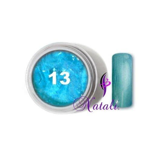 Gelliant UV/LED Metallic Col. Color nº 13 Ocean de 5 ml.