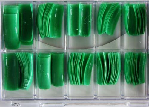 TIPS de color verde (100 unidades)