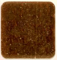 VELENA Transfer Foil 130 Light Gold Metallic de 1,2 mt.