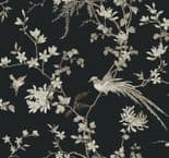 24 Karat WallpaperKT2173 Bird And Blossom Chinoiserie By Ronald Redding For Dixons Exclusive