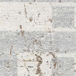 Antares Wallpaper Printed Cork ANT310 By Omexco For Brian Yates