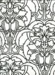 Black and White Wallpaper BW28711 by Galerie