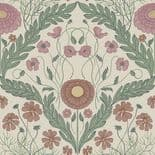 Blomstermala Wallpaper 51002 By Midbec For Galerie
