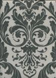 Boutique Vintage Medici Caviar Wallpaper 952300 By Arthouse For Options