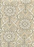 Brocades Wallpaper BR5768 By Omexco For Brian Yates