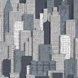 City Life Wallpaper 5607 By Lutece For Galerie