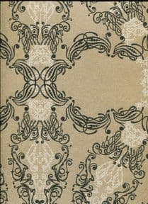 Deluxe Guido Maria Kretschmer Wallpaper 41007-40 By P+S International For Colemans