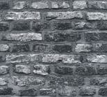Elements Stone Brick Wallpaper 36281-2 By A S Creation