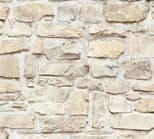 Elements Stone Brick Wallpaper 36370-3 By A S Creation