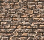 Elements Stone Brick Wallpaper 9079-12 OR 90791-2 By A S Creation