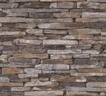 Elements Stone Brick Wallpaper 9142-17 OR  91421-7 By A S Creation