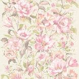 Fiore Wallpaper FO 3001 or FO3001 By Grandeco For Galerie