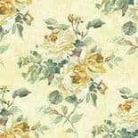 French Impressionist Wallpaper FI70403ByWallquest EcochicForToday Interiors