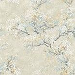 French Impressionist Wallpaper FI71105ByWallquest EcochicForToday Interiors
