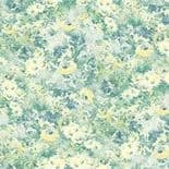 French Impressionist Wallpaper FI71304ByWallquest EcochicForToday Interiors