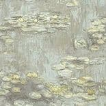 French Impressionist Wallpaper FI71507ByWallquest EcochicForToday Interiors