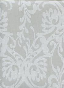 Frozen Fusion Ornamental Flower Wallpaper 82050 By Hooked On Walls For Today Interiors