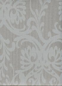 Frozen Fusion Ornamental Flower Wallpaper 82053 By Hooked On Walls For Today Interiors