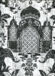 Indo Chic Wallpaper G67364 By Galerie