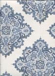 Indo Chic Wallpaper G67368 By Galerie