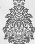 Insignia Wallpaper FD24441By Kenneth James For Brewster Fine Decor