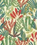 Jungle Fever Wallpaper Early Blossom JF3701 By Grandeco Life