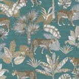Jungle Fever Wallpaper Leopard JF2104 By Grandeco Life