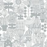 Marimekko 5 Wallpaper 23305 Lintukoto By Sirpi For Galerie