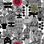 Marimekko 5 Wallpaper 23306 Lintukoto By Sirpi For Galerie