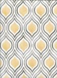 Mirabelle Wallpaper Plume 2702-22716 By A Street Prints For Brewster Fine Decor