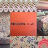 Missoni Home 01 By JV Wallcoverings For Brian Yates