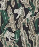 Ombra Wallpaper Jagar Emerald OMB101 or OMB 101 By Zoom Masureel For Colemans
