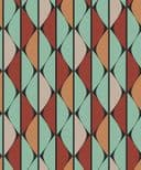 Ombra Wallpaper Timor Spicy OMB301 or OMB 301 By Zoom Masureel For Colemans