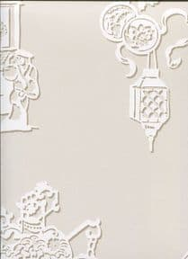 Pagoda SketchTwenty3 Wallpaper Chinois Stone MH00409 By Tim Wilman For Blendworth