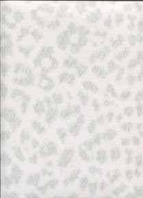 Pagoda SketchTwenty3 Wallpaper Leopard French Grey MH00413 By Tim Wilman For Blendworth
