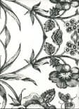 Paper & Ink Black & White Wallpaper BW21610 By Wallquest Ecochic For Today Interiors