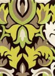 Reflections Glow Olive Wallpaper 1907/618 By Prestigious Textiles