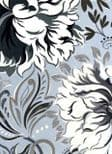 Reflections Radiance Silver Wallpaper 1906/909 By Prestigious Textiles