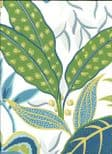 Signature By Sarah Richardson Wallpaper Jasmine 2785-87425 By A Street Prints For Brewster Fine Deco