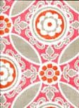 Solstice Sunny Style Wallpaper Maya 2744-24113 By A Street Prints For Brewster Fine Decor